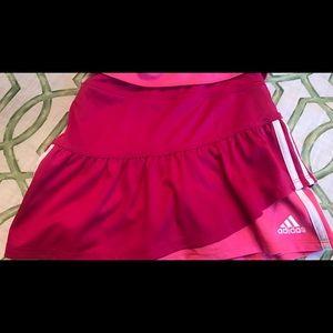 Toddler girls 6x Adidas sport skort